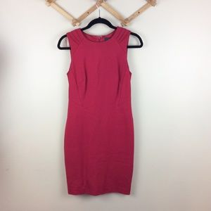 Adrianna Papell Timeless Red Bodycon Dress